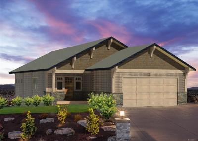 Hayden Single Family Home Under Contract: 968 South Dry Creek South Road