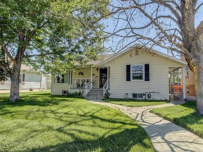 Englewood Single Family Home Active: 3372 South Pearl Street
