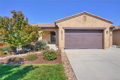 Colorado Springs Single Family Home Active: 6208 Cumbre Vista Way