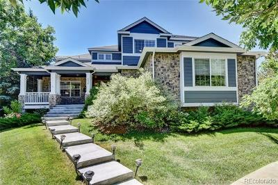 Denver Single Family Home Active: 5436 West Prentice Circle
