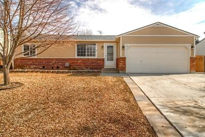 Longmont Single Family Home Under Contract: 2454 Spencer Street
