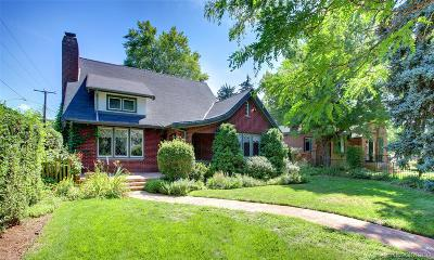 Denver Single Family Home Active: 5720 Montview Boulevard
