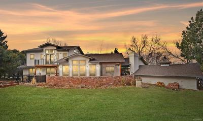 Golden Single Family Home Active: 14600 Crabapple Road