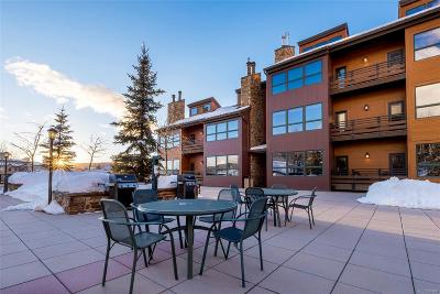 Steamboat Springs Condo/Townhouse Active: 2000 Ski Time Square Drive #208