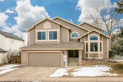 Highlands Ranch Single Family Home Under Contract: 9298 Shadowglen Court