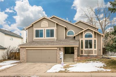 Northridge Single Family Home Under Contract: 9298 Shadowglen Court