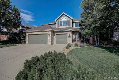 Highlands Ranch Single Family Home Active: 10132 Brady Place
