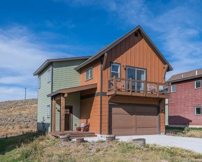Routt County Single Family Home Active: 23680 Sagebrush Circle