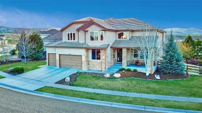 Arvada Single Family Home Active: 6681 Violet Way