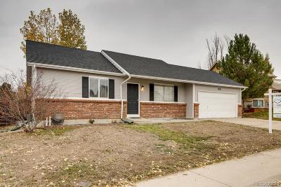 Single Family Home Active: 9835 Madison Street