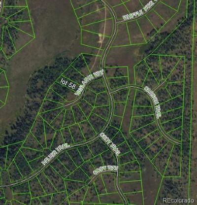 Oak Creek Residential Lots & Land Active: Vigilante Way