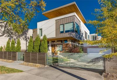 Single Family Home Active: 2345 West 32nd Avenue
