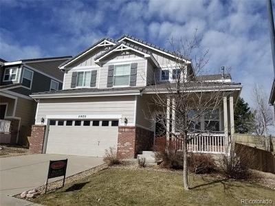 Highlands Ranch Single Family Home Active: 11035 Meadowvale Circle