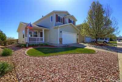 Littleton Single Family Home Under Contract: 7904 Mule Deer Place