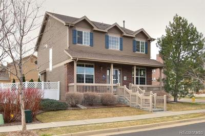 Broomfield Single Family Home Active: 3552 West 125th Drive