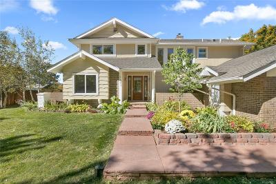 Boulder CO Single Family Home Active: $850,000