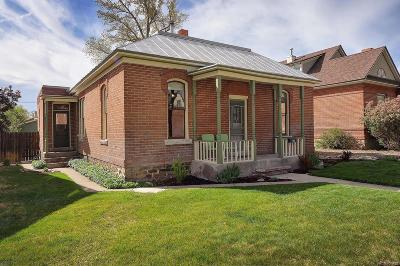 Salida Single Family Home Under Contract: 725 F Street