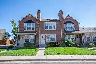 Condo/Townhouse Sold: 17157 East Whitaker Drive #B