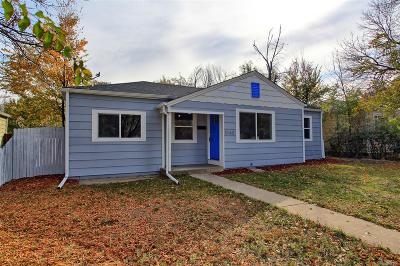 Aurora Single Family Home Active: 1740 Iola Street