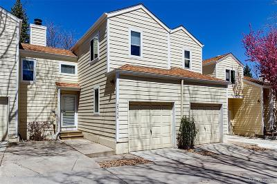 Arvada Condo/Townhouse Active: 12935 West 64th Drive #B