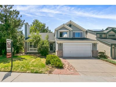 Highlands Ranch Single Family Home Under Contract: 9196 Sugarstone Circle