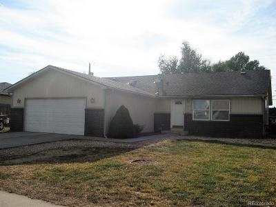 Commerce City Single Family Home Under Contract: 7911 Quince Street