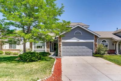 Westridge Single Family Home Under Contract: 3169 Deer Creek Drive