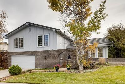 Englewood Single Family Home Under Contract: 5606 South Kenton Court