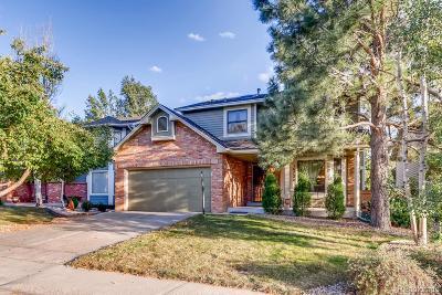 Centennial Single Family Home Active: 16722 East Prentice Circle