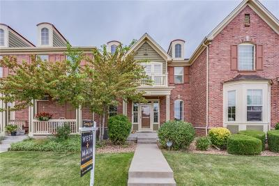 Arvada Condo/Townhouse Active: 13921 West 85th Drive