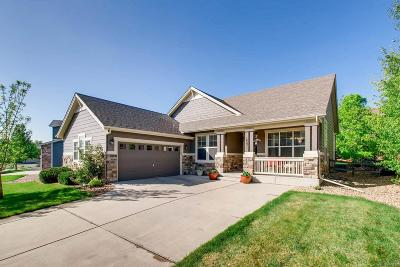 Broomfield Single Family Home Active: 14291 Lakeview Lane