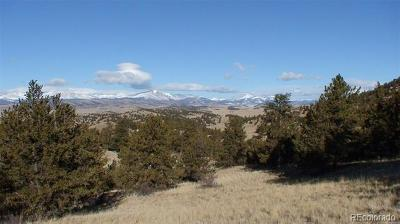 Hartsel CO Residential Lots & Land Active: $394,900