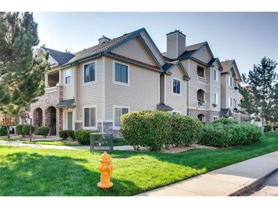 Littleton Condo/Townhouse Active: 9631 West Coco Circle #207