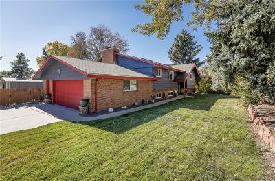 Arvada Single Family Home Under Contract: 9800 West 74th Avenue