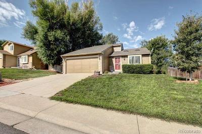 Centennial Single Family Home Under Contract: 5045 South Genoa Street