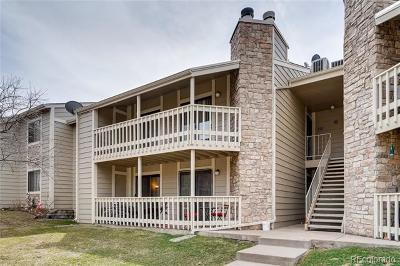 Denver Condo/Townhouse Under Contract: 8225 Fairmount Drive #107
