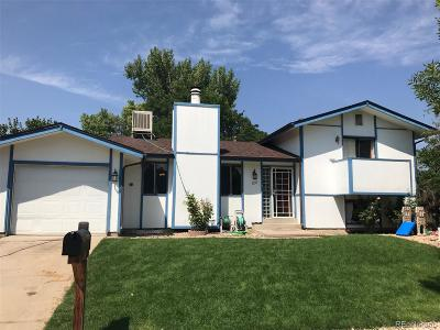 Broomfield Single Family Home Active: 3053 West 134th Circle