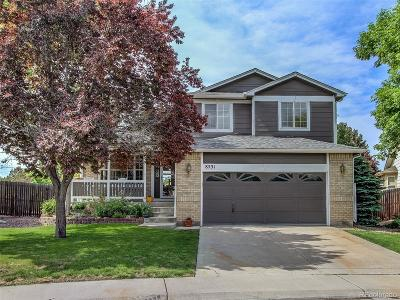 Henderson Single Family Home Under Contract: 8531 East 105th Court