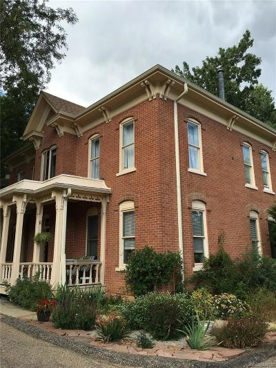 Boulder Condo/Townhouse Active: 1237 Elder Avenue #1