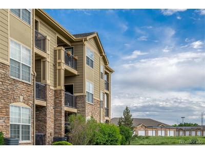 Parker Condo/Townhouse Active: 9227 Rolling Way #205