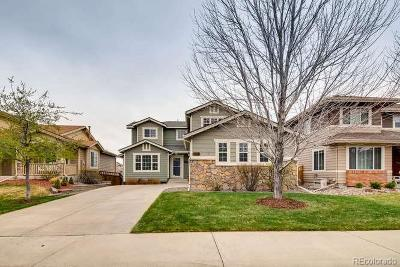 Castle Rock Single Family Home Active: 3266 Willowrun Drive