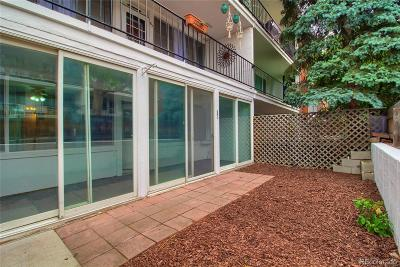 Lakewood Condo/Townhouse Active: 10145 West 25th Avenue #59