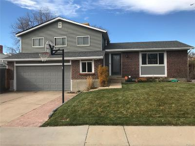 Arvada Single Family Home Active: 7263 Deframe Court