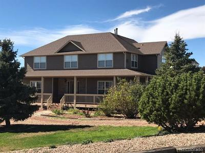 Brighton Single Family Home Active: 9750 East 148th Place