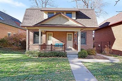 Golden Single Family Home Under Contract: 1110 12th Street