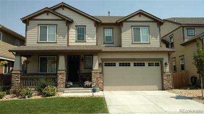 Commerce City Single Family Home Active: 11768 Laredo Street