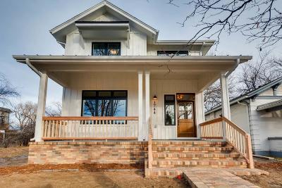 Denver CO Single Family Home Active: $1,275,000