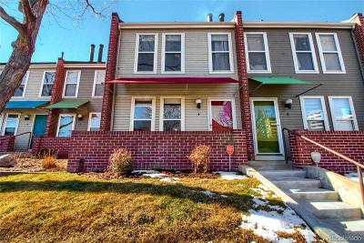 Denver Condo/Townhouse Active: 1150 Inca Street #4