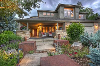Boulder Single Family Home Active: 4204 South Hampton Circle