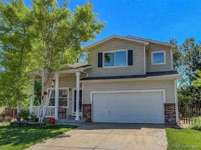 Longmont Single Family Home Active: 1240 Monarch Drive